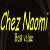 Chez Naomi Bruxelles Logo