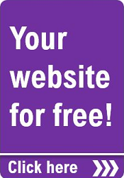Your website for free!